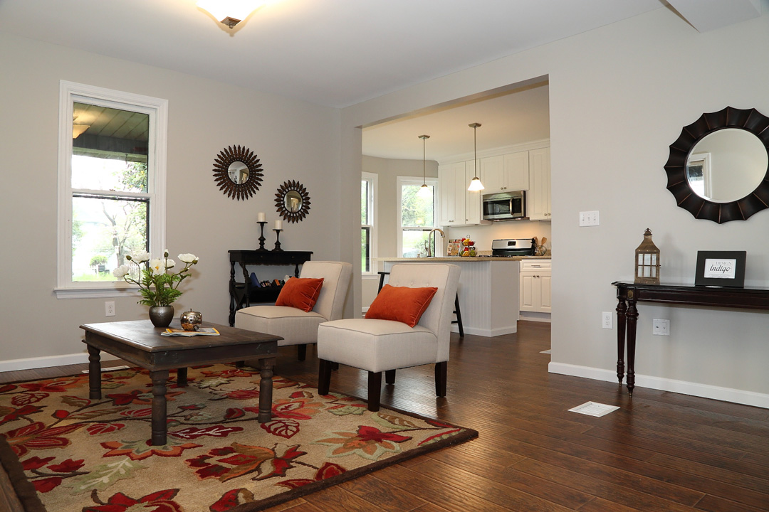 staged living rooms. Living room in Lititz  PA Room REDesign by Indigo