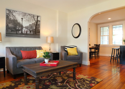 staged living rooms. Living room Staged in Downtown Lancaster  PA Room REDesign by Indigo