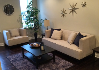 staged living rooms. Home Staged Living Space in Manayunk Philadelphia  Room Lancaster REDesign by Indigo